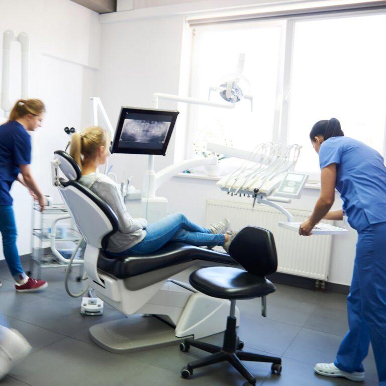 Lo studio dentistico